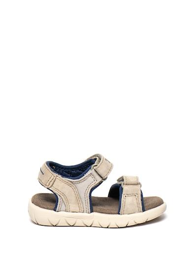 Timberland Sandale cu insertii de piele intoarsa Nubble Baieti