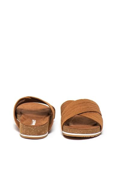 Timberland Papuci de piele intoarsa Malibu Femei