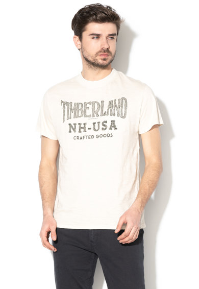 Timberland Tricou cu imprimeu logo Whiteface River Barbati