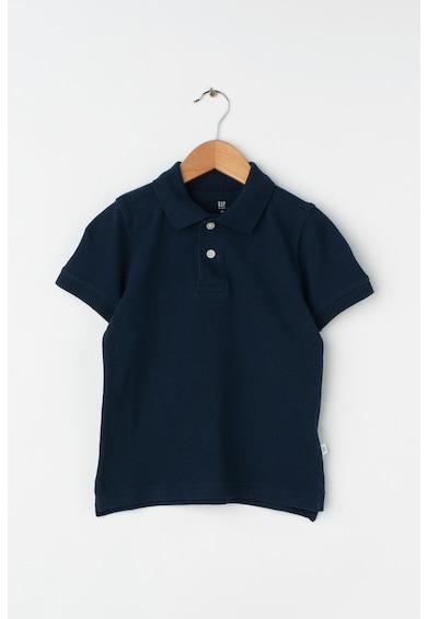 GAP Памучна тениска с яка Момчета