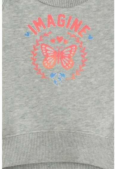 GAP Bluza sport cu imprimeu Fete