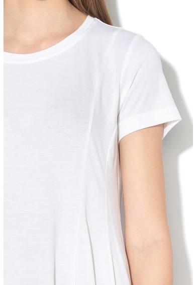 Banana Republic Тениска с модал с разкроен подгъв Жени