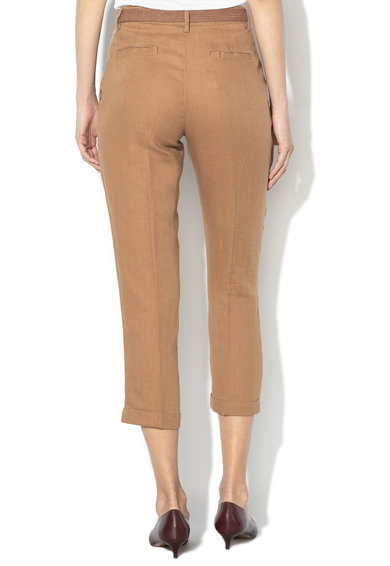 United Colors of Benetton Pantaloni chino de in, cu cordon Femei