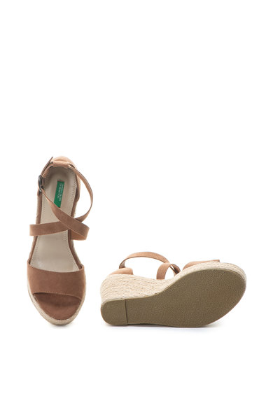 United Colors of Benetton Sandale wedge Femei