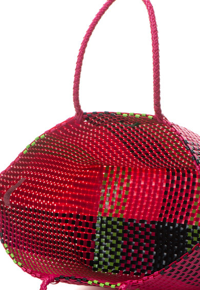 United Colors of Benetton Geanta shopper cu model colorblock Femei