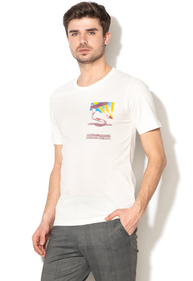 Selected Homme Tricou din bumbac organic Chester Barbati
