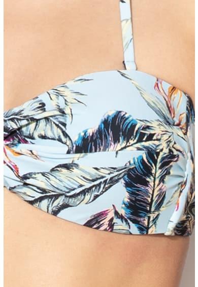Vero Moda Sutien bandeau de baie Palm Femei