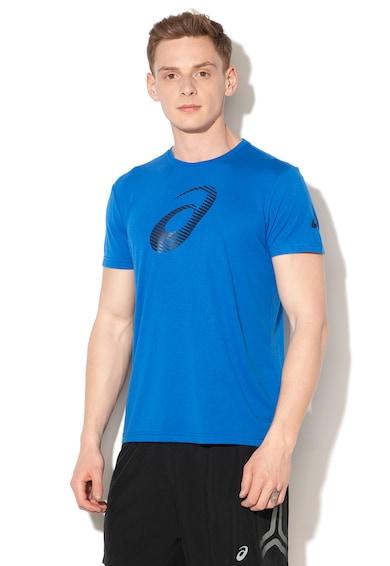 Asics GPX logómintás fitneszpóló férfi