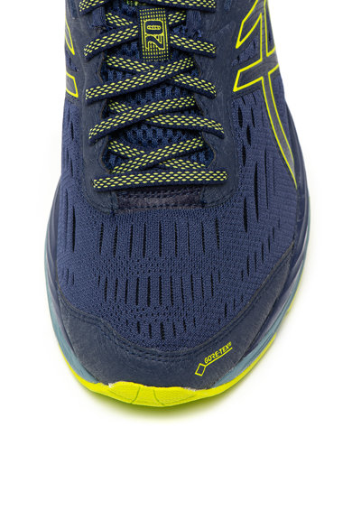 Asics Pantofi cu detalii contrastante, pentru alergare Gel-Cumulus 20 G-TX Barbati