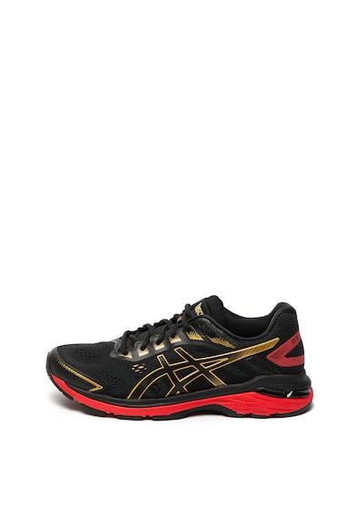 Asics GT-2000 7 futó sneaker kontrasztos részletekkel férfi