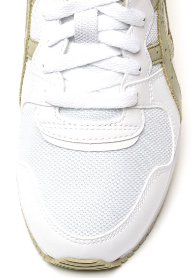 ASICS Tiger Pantofi sport de piele intoarsa si material textil Gel-Movimentum Femei