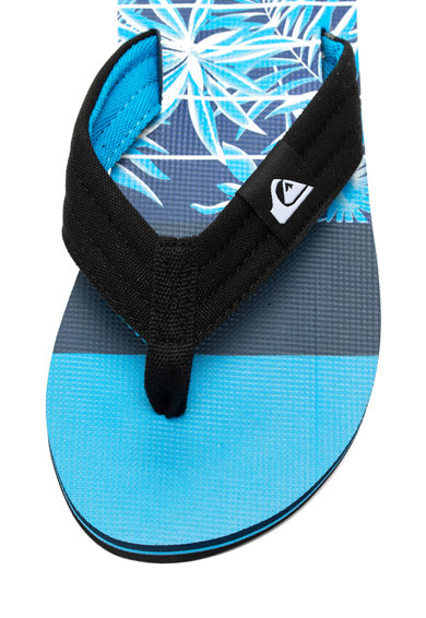 QUIKSILVER Papuci flip-flop cu imprimeu logo Molokai Barbati
