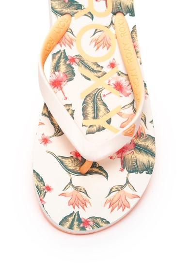 ROXY Чехли Tahiti с флорална шарка Жени