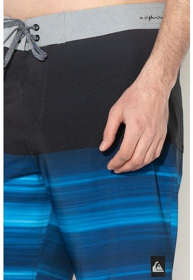 QUIKSILVER Pantaloni scurti de baie cu model colorblock Barbati