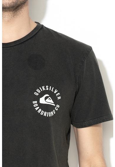 QUIKSILVER Tricou modern fit cu imprimeu grafic Barbati