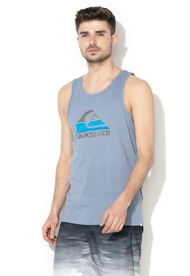 QUIKSILVER Top regular fit cu logo Waves Barbati