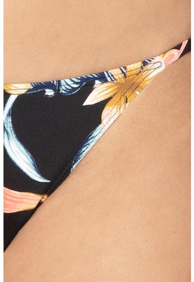 ROXY Slip brazilian cu imprimeu floral Femei