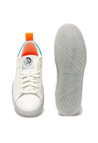 Diesel Кожени спортни обувки Clever Мъже