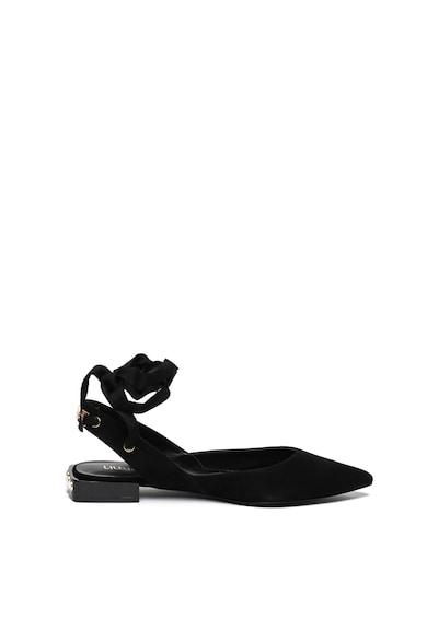 Liu Jo Viky nyersbőr sarokpántos cipő női