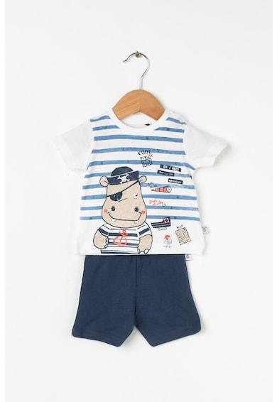 Blue Seven Комплект къс панталон и тениска Момичета