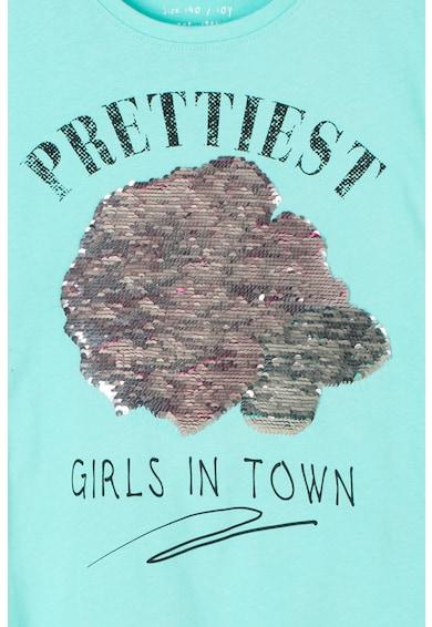 Blue Seven Тениска с двулицеви пайети Момичета