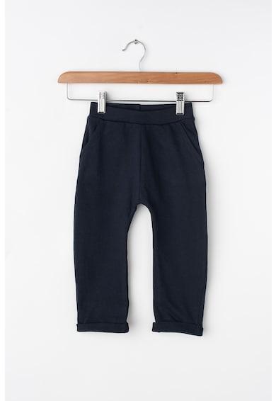 Blue Seven Спортен панталон от жарсе с навит подгъв Момичета