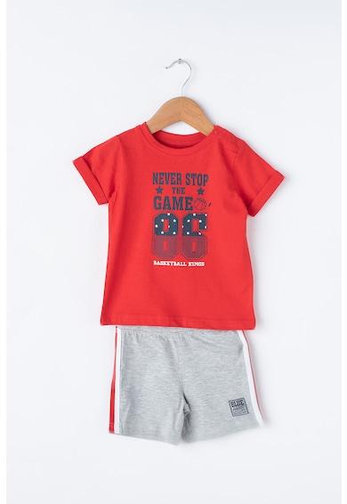 Blue Seven Set de tricou si pantaloni scurti sport Baieti