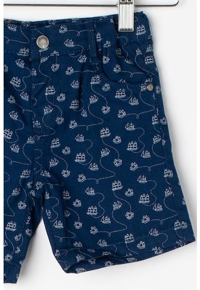 Blue Seven Pantaloni scurti cu imprimeu grafic Baieti