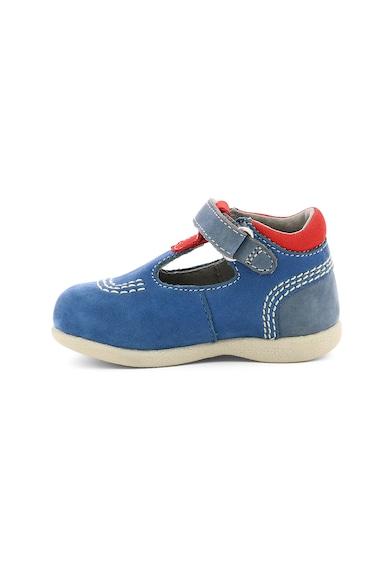 Kickers kids Обувки от набук Момичета