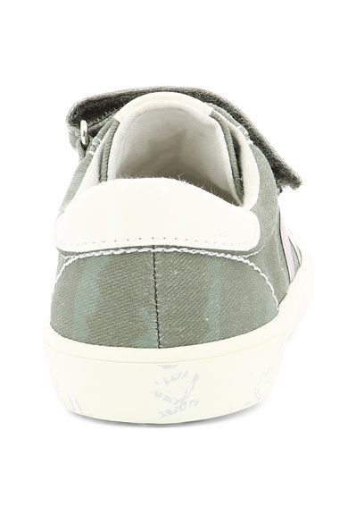 Kickers kids Камуфлажни спортни обувки с лого Момичета