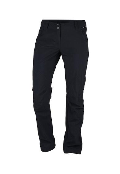 NORTHFINDER Pantaloni slim fit, pentru drumetii Athena Femei