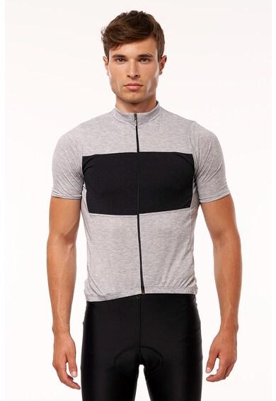NORTHFINDER Tricou cu fermoar, pentru ciclism Judah Barbati