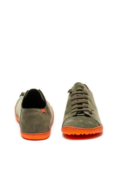 Camper Nubukbőr bebújós cipő férfi