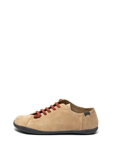 Camper Pantofi slip-on de piele intoarsa Barbati