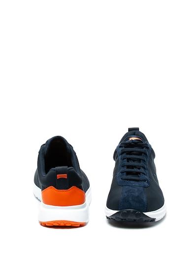 Camper Pantofi sport de piele si material textil Barbati