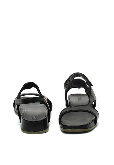 Camper Sandale de piele si material textil Atonika Femei
