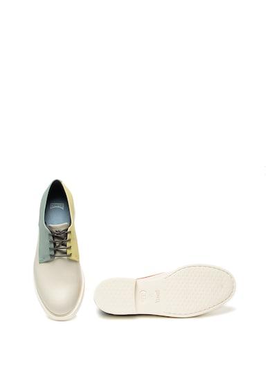 Camper Pantofi Oxford de piele Femei