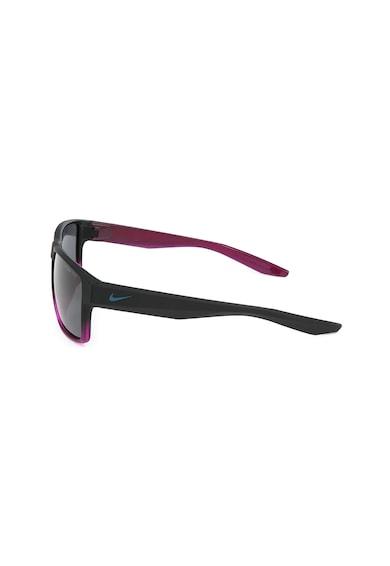 Nike Ochelari de soare unisex cu lentile polarizate si rama patrata Barbati