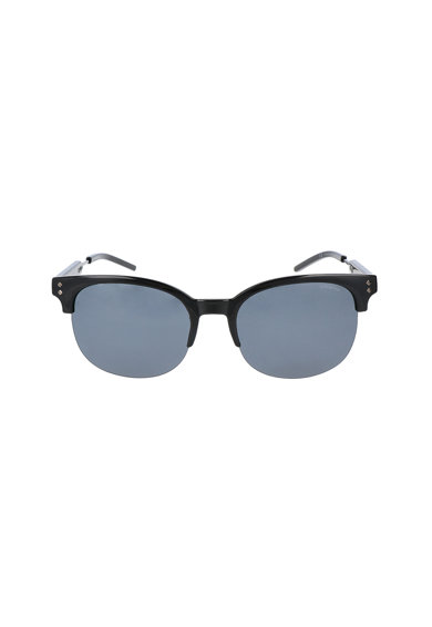 Polaroid Ochelari de soare cu lentile polarizate clubmaster Barbati