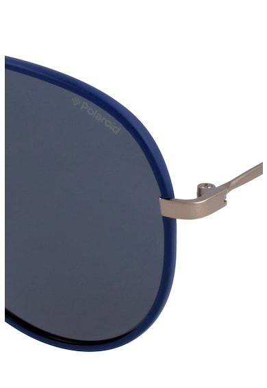 Polaroid Ochelari de soare unisex aviator, cu lentile polarizate Femei