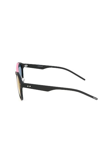 Polaroid Ochelari de soare ovali polarizati Barbati