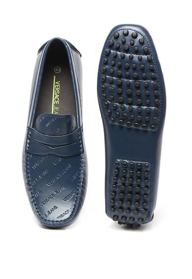 Versace Jeans Mocasini de piele Barbati