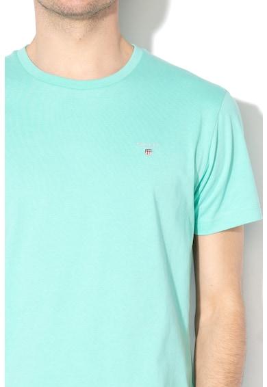 Gant Normál fazonú póló hímzett logóval férfi