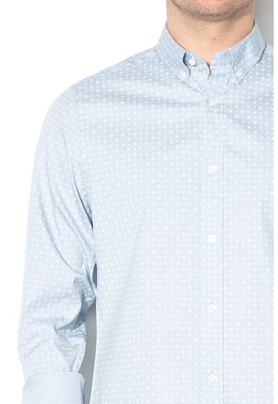 Gant Вталена риза на точки Мъже