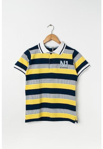 Dr. kid Тениска с яка и райе Момчета
