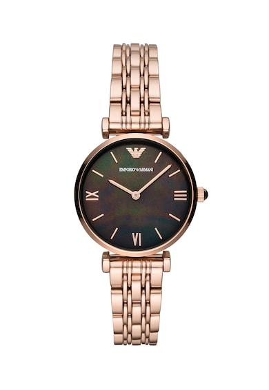 Emporio Armani Часовник Bar с лого Жени