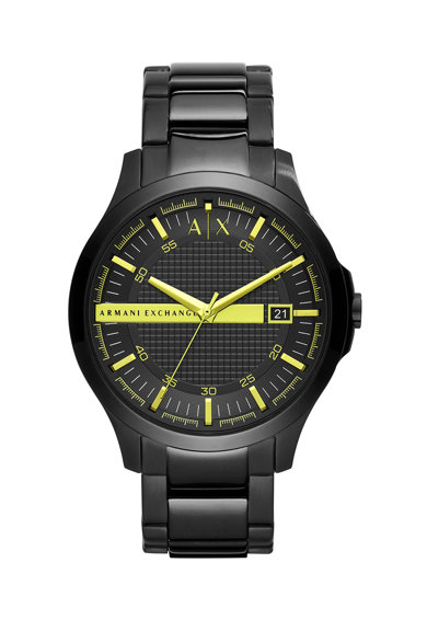 ARMANI EXCHANGE Часовник Hampton с метална верижка Мъже