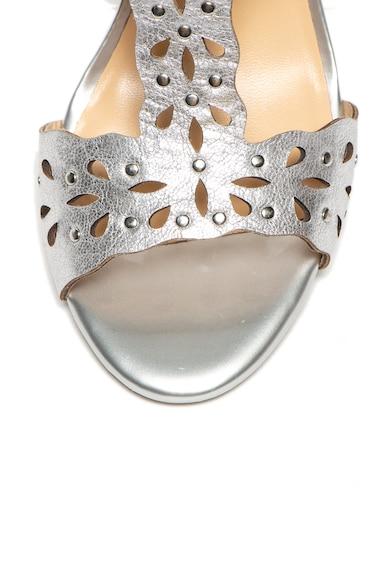 Caprice Sandale de piele cu model perforat Femei