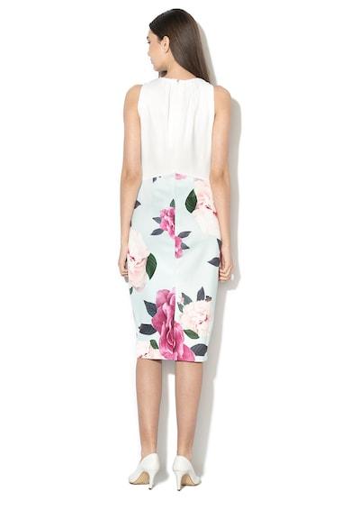 Ted Baker Прилепнала рокля Annile с флорален десен Жени