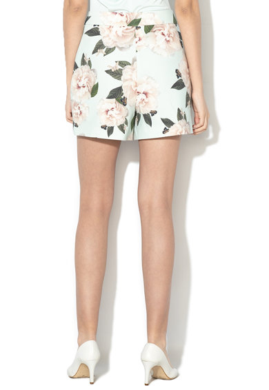 Ted Baker Pantaloni scurti evazati cu imprimeu floral Noosam Femei